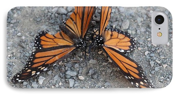 Monarch Afterglow IPhone Case