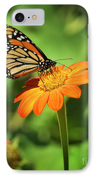 Monarch Butterfly II Vertical IPhone Case