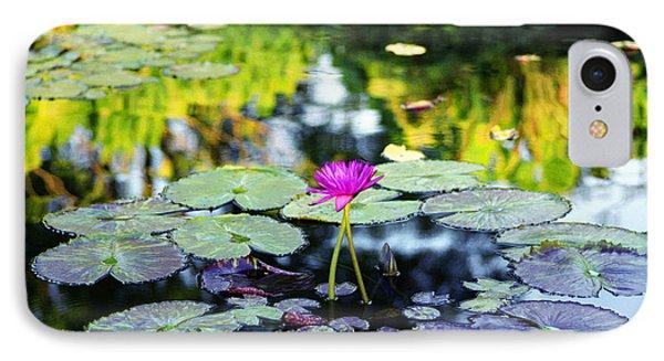 Monet Lilies IPhone Case