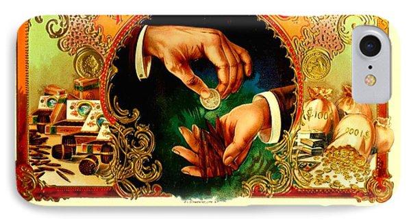 Money Cigar Label IPhone Case