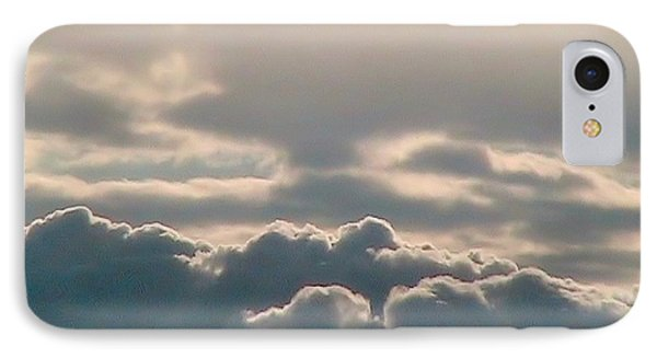 Monsoon Clouds IPhone Case