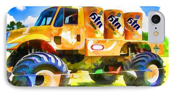 Grave Digger Monster Truck iPhone 8 Cases | Fine Art America