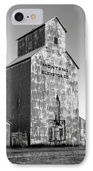 Montana Elevator Company IPhone Case