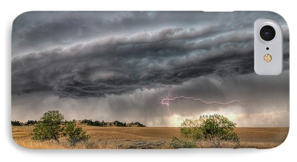 Montana Storm IPhone Case