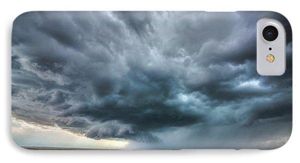 Montana Thunderstorm IPhone Case