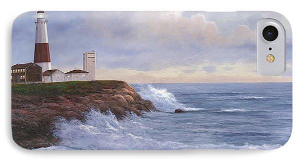 Montauk Point Lighthouse IPhone Case