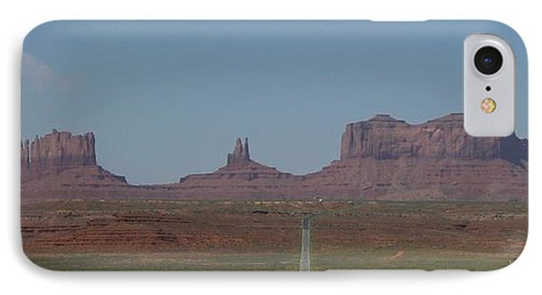 Monument Valley Navajo Tribal Park IPhone Case