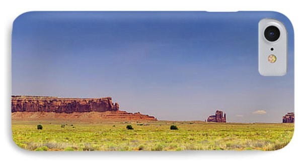 Monument Valley South View IPhone Case