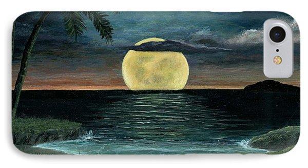 Moon Of My Dreams IIi IPhone Case