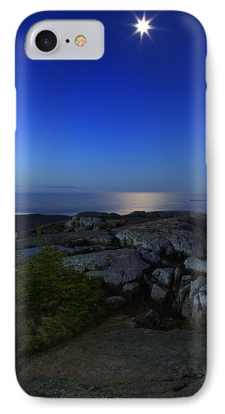 Moon Over Cadillac IPhone Case