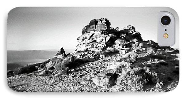Moon Rock IPhone Case