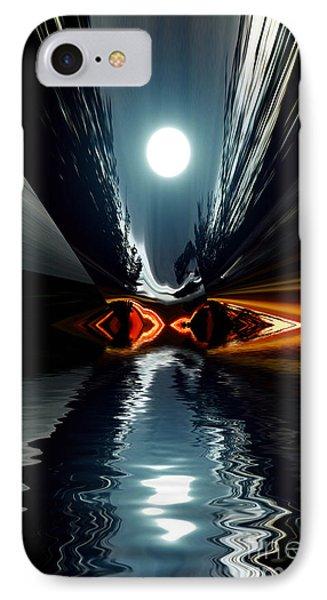 Moonlake IPhone Case