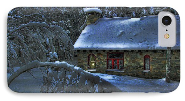 Moonlight On The Stonehouse IPhone Case
