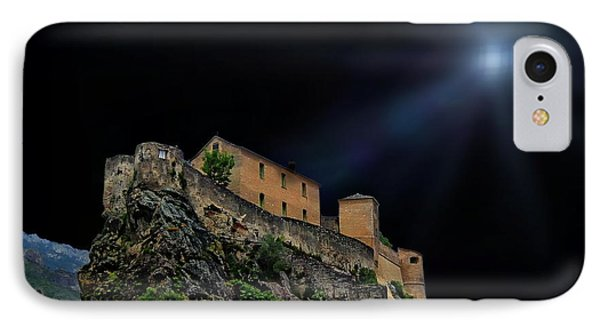 Moonlit Castle IPhone Case