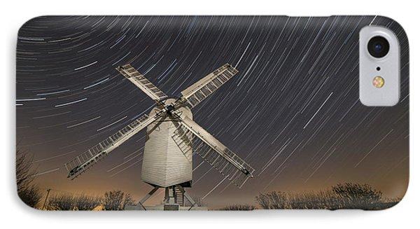 Moonlit Chillenden Windmill IPhone Case
