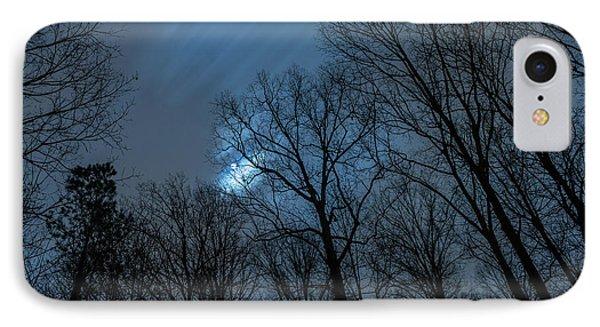 Moonlit Sky IPhone Case