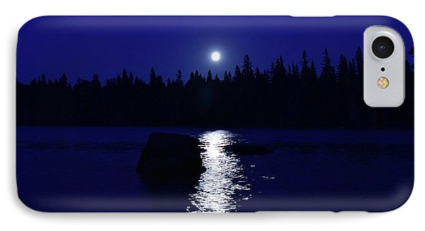 Moonrise On A Midsummer's Night IPhone Case