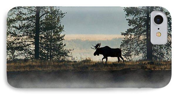 Moose Surprise IPhone Case