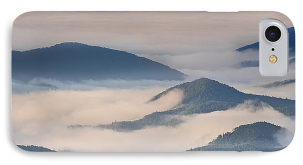 Morning Cloud Colors IPhone Case