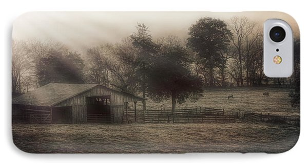 Morning In Boxley Valley IPhone Case