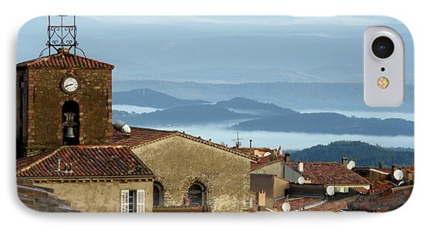 Morning Mist In Provence IPhone Case