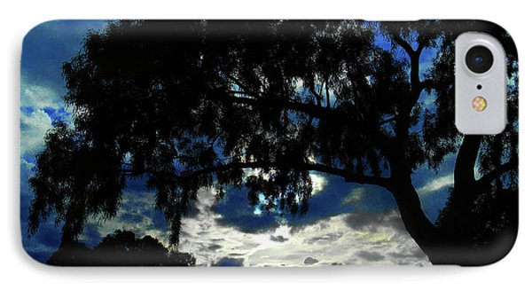 IPhone Case featuring the photograph Morning Mood by Mark Blauhoefer