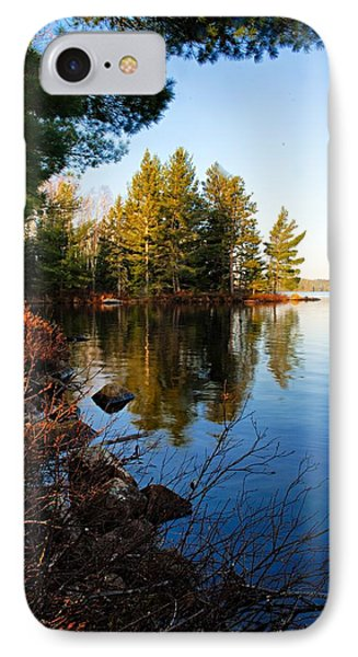 Morning On Chad Lake 4 IPhone Case