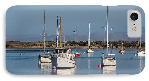 Morning On Morro Bay B3984 IPhone Case