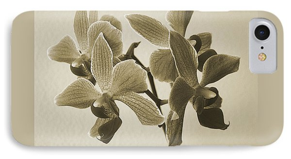 Morning Orchid IPhone Case