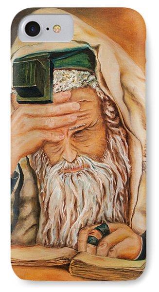 Morning Prayer IPhone Case