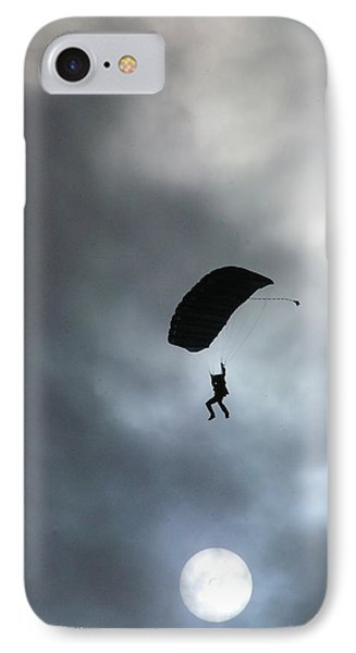 Morning Skydive IPhone Case