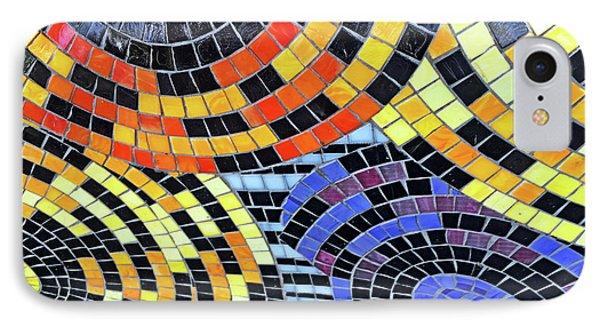 Mosaic No. 113-1 IPhone Case