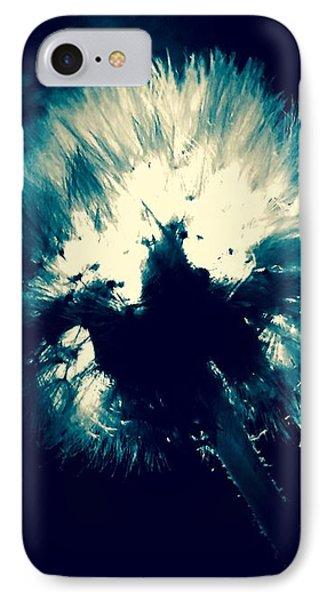 iPhone 8 Case - Moth Man by Orphelia Aristal