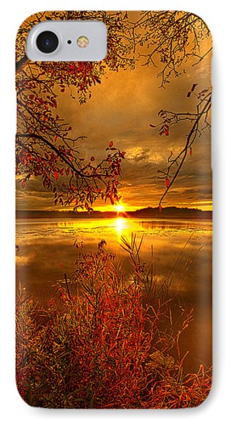 Mother Nature's Son IPhone Case