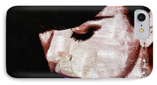 Moulin Rouge - Nicole Kidman IPhone Case