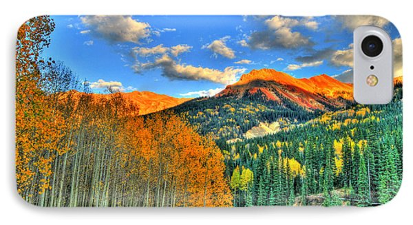 Mountain Beauty Of Fall IPhone Case