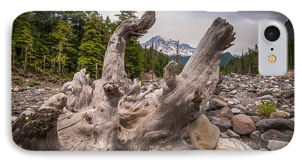Mountain Dry River IPhone Case