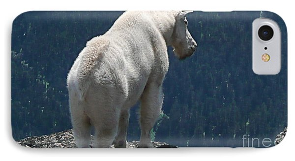 Mountain Goat 2 IPhone Case
