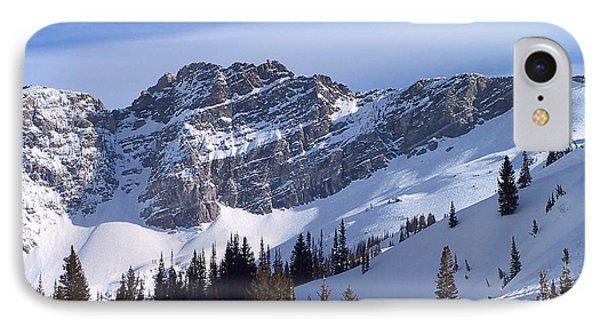 Mountain iPhone 8 Case - Mountain High - Salt Lake Ut by Christine Till