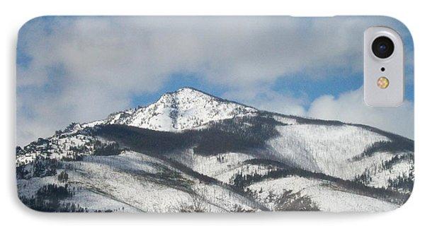 Mountain Peak IPhone Case