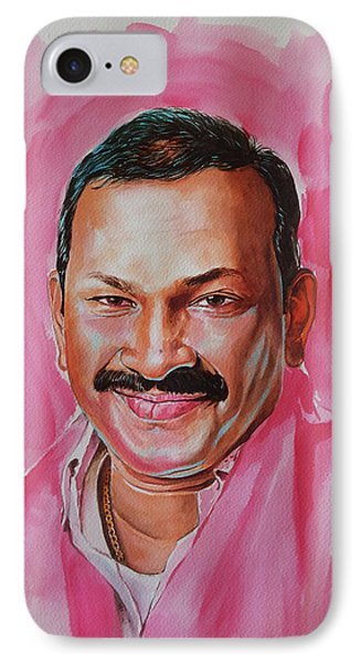 Mp Dayaker Anna IPhone Case