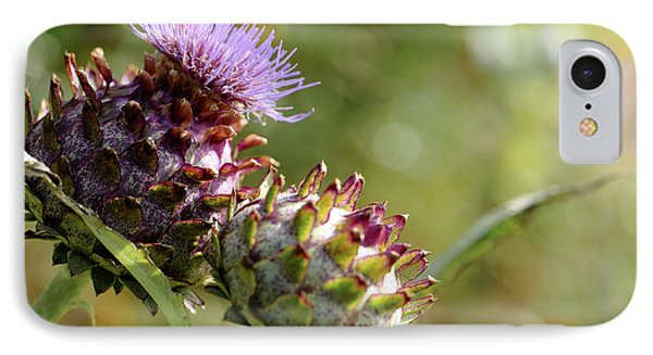 Mr And Mrs Thistle  IPhone Case