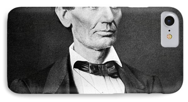American iPhone 8 Case - Mr. Lincoln by War Is Hell Store