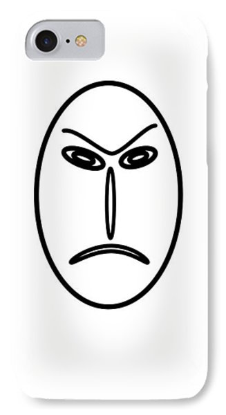 Mr Mf Is An Angry Asian  IPhone Case