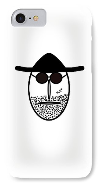 Mr Mf Is Scarface  IPhone Case