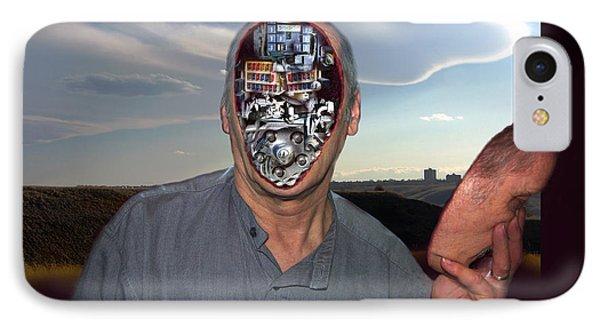 Mr. Robot-otto IPhone Case