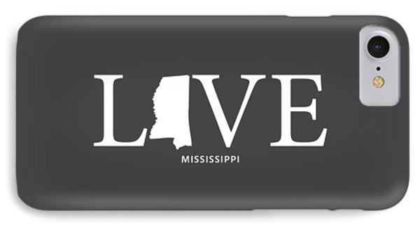 Ms Love IPhone Case