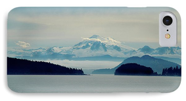 Mt. Baker Washington IPhone Case