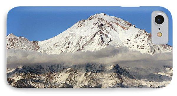 Mt. Shasta Summit IPhone Case