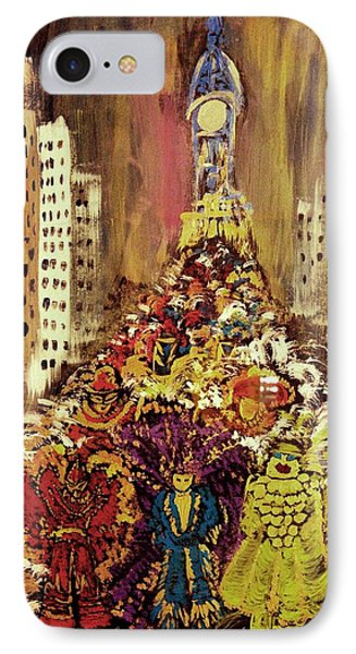 Mummers IPhone Case